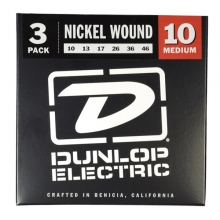 10-46 Dunlop DEN1046 3 SET Nickel