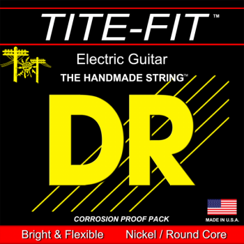 DR LT-9 TITE-FIT Nickel Plated