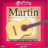 Martin M120 Silverplated Strings