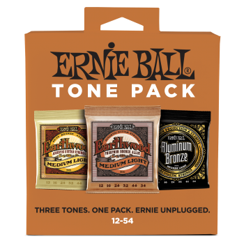 12-54 Ernie Ball 3313 Acoustic Tone Pack