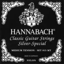 Hannabach 815MT Black SILVER SPECIAL